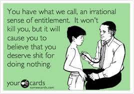 the entitled generation