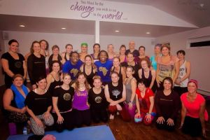yoga african yoga project group photo