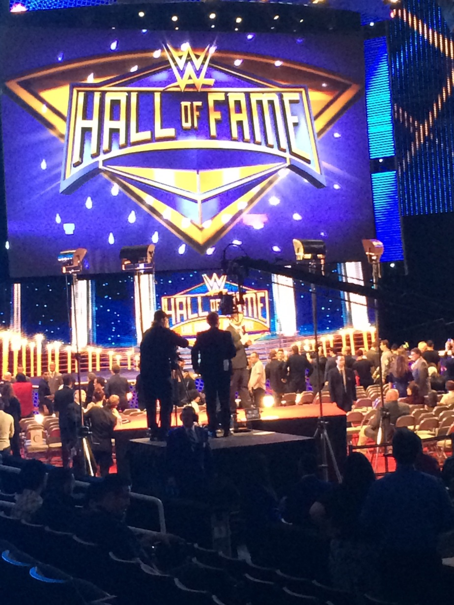 WWE Hall of Fame Class of 2015