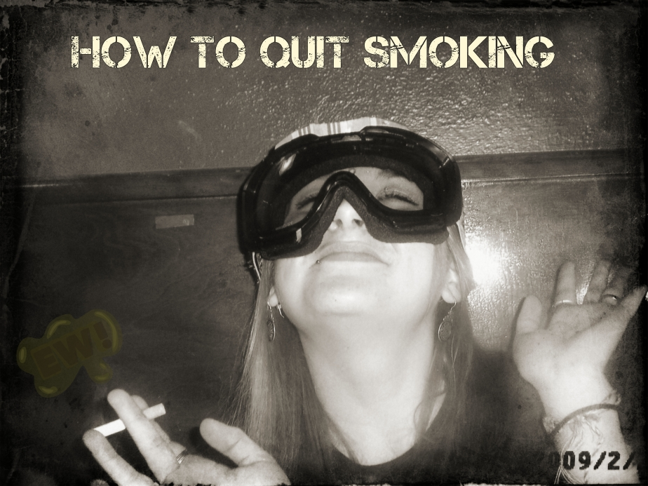 How To Quit Smoking Cigarettes In 7Steps